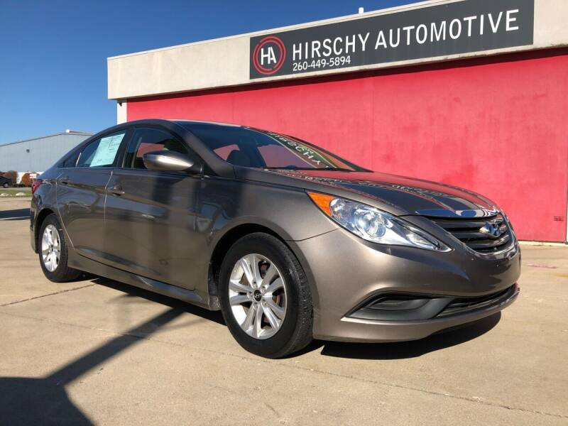 2014 Hyundai Sonata for sale at Hirschy Automotive in Fort Wayne IN