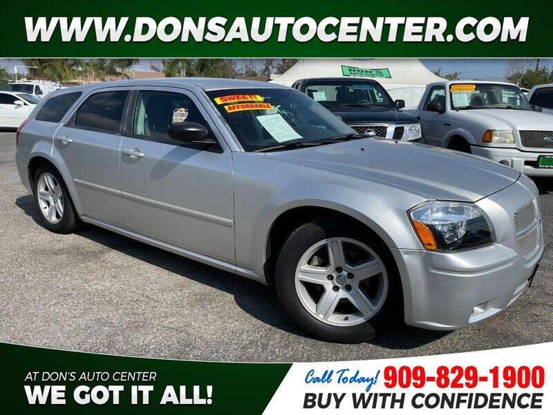2007 Dodge Magnum for sale at Dons Auto Center in Fontana CA