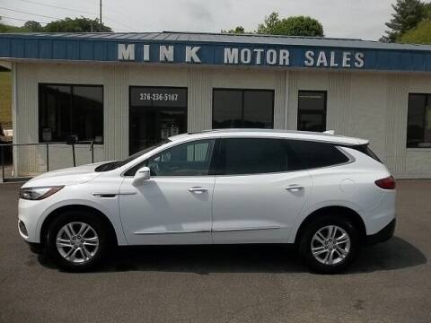 2019 Buick Enclave for sale at MINK MOTOR SALES INC in Galax VA