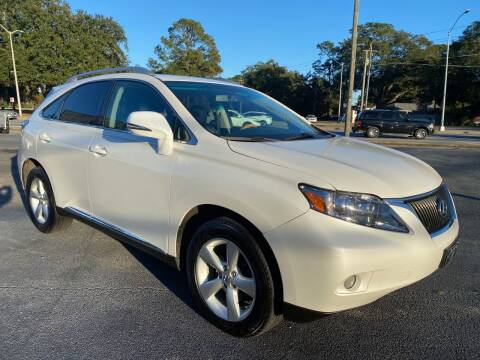 2011 Lexus RX 350 for sale at GOLD COAST IMPORT OUTLET in St Simons GA