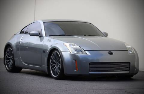 2004 Nissan 350Z for sale at MS Motors in Portland OR