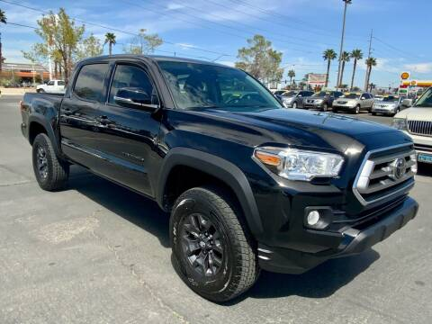2021 Toyota Tacoma for sale at Charlie Cheap Car in Las Vegas NV