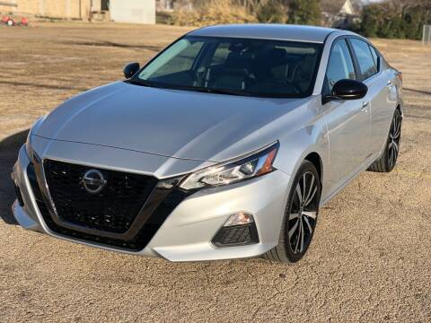 2020 Nissan Altima for sale at K Town Auto in Killeen TX