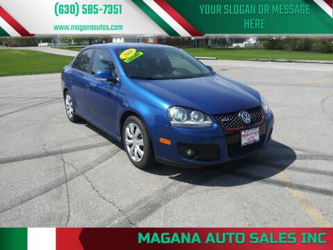 2008 Volkswagen GLI for sale at Magana Auto Sales Inc in Aurora IL