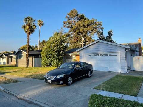 2010 Lexus ES 350 for sale at Blue Eagle Motors in Fremont CA