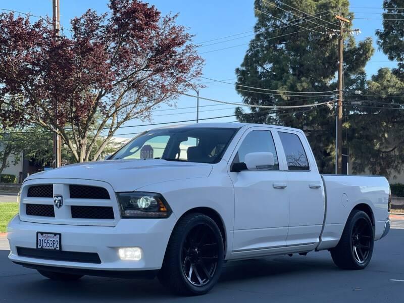 2009 Dodge Ram Pickup 1500 for sale at AutoAffari LLC in Sacramento CA