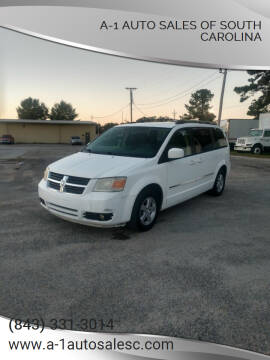 2009 Dodge Grand Caravan for sale at A-1 Auto Sales Of South Carolina in Conway SC