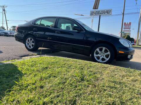 2001 Lexus GS 300 for sale at Shelby's Automotive in Oklahoma City OK