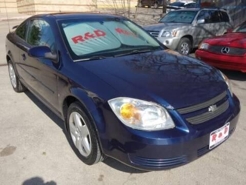 2008 Chevrolet Cobalt for sale at R & D Motors in Austin TX