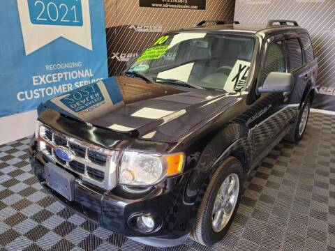 2010 Ford Escape for sale at X Drive Auto Sales Inc. in Dearborn Heights MI