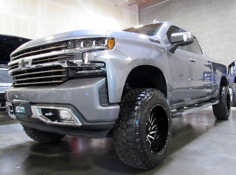 2019 Chevrolet Silverado 1500 for sale at Platinum Motors in Portland OR