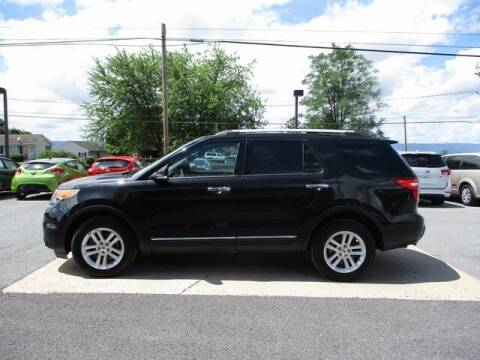 2015 Ford Explorer for sale at FINAL DRIVE AUTO SALES INC in Shippensburg PA
