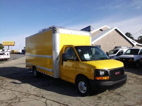 2018 GMC Savana Cutaway for sale at Marietta Truck Sales in Marietta GA