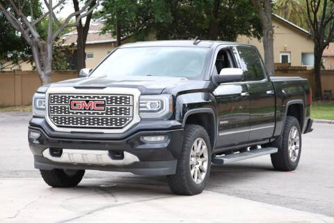 2016 GMC Sierra 1500 for sale at Easy Deal Auto Brokers in Hollywood FL