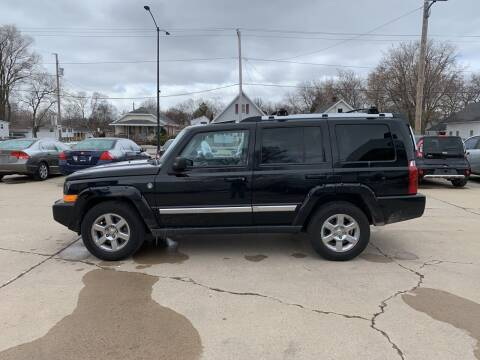 2006 Jeep Commander for sale at Velp Avenue Motors LLC in Green Bay WI