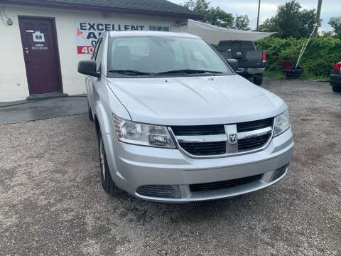 2009 Dodge Journey for sale at Excellent Autos of Orlando in Orlando FL