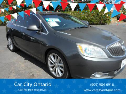 2012 Buick Verano for sale at Car City Ontario in Ontario CA