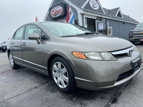 2007 Honda Civic for sale at Cape Cod Carz in Hyannis MA