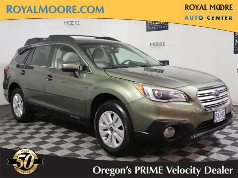 2017 Subaru Outback for sale at Royal Moore Custom Finance in Hillsboro OR