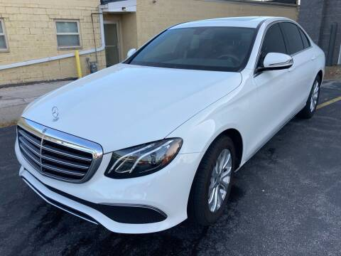 2017 Mercedes-Benz E-Class for sale at RABIDEAU'S AUTO MART in Green Bay WI