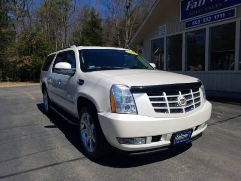 2012 Cadillac Escalade ESV for sale at Fairway Auto Sales in Rochester NH