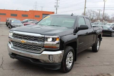2016 Chevrolet Silverado 1500 for sale at Road Runner Auto Sales WAYNE in Wayne MI