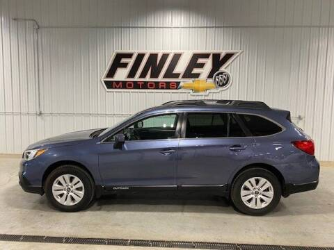 2015 Subaru Outback for sale at Finley Motors in Finley ND