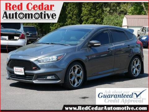 2015 Ford Focus for sale at Red Cedar Automotive in Menomonie WI