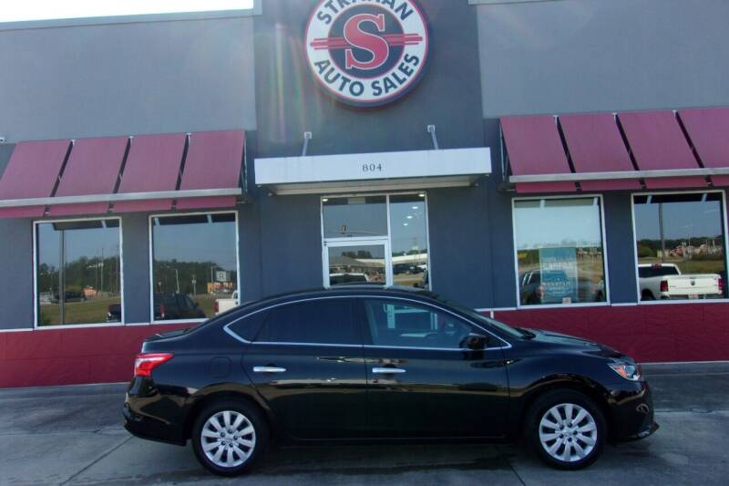 2018 Nissan Sentra for sale at Strahan Auto Sales Petal in Petal MS