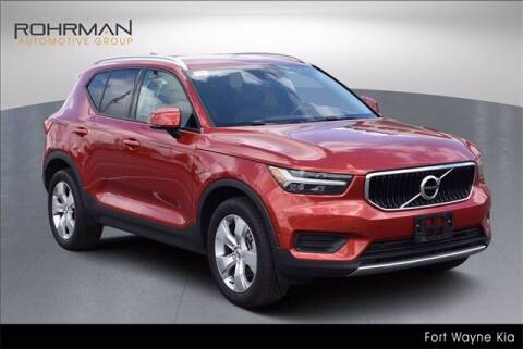 2019 Volvo XC40 for sale at BOB ROHRMAN FORT WAYNE TOYOTA in Fort Wayne IN