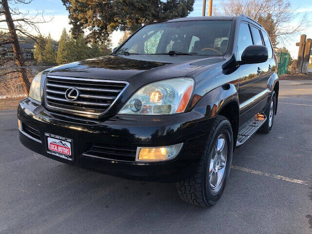 2006 Lexus GX 470 for sale at Local Motors in Bend OR