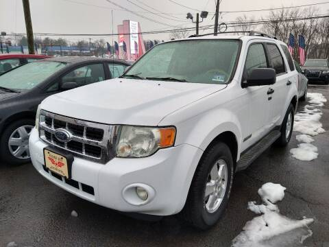 2008 Ford Escape for sale at P J McCafferty Inc in Langhorne PA