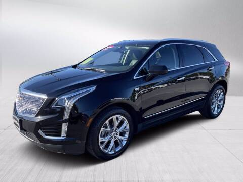 2018 Cadillac XT5 for sale at Fitzgerald Cadillac & Chevrolet in Frederick MD