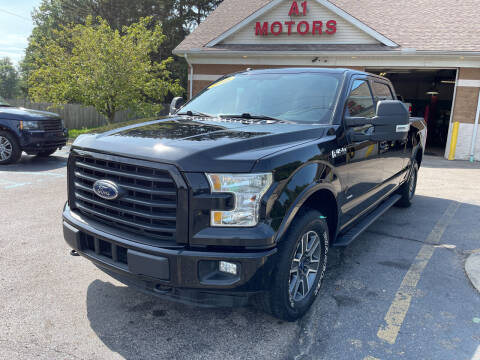 2016 Ford F-150 for sale at A 1 Motors in Monroe MI