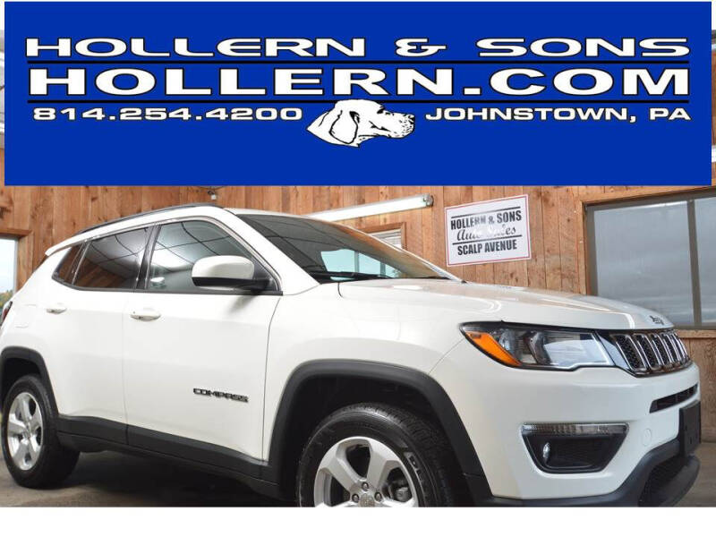 2019 Jeep Compass for sale at Hollern & Sons Auto Sales in Johnstown PA