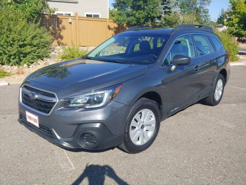 2019 Subaru Outback for sale at The Car Guy in Glendale CO
