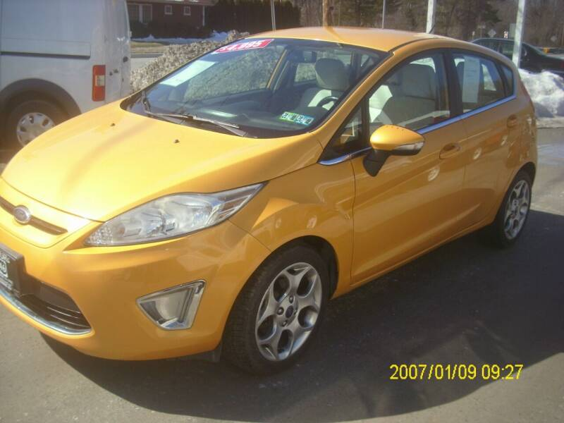 2011 Ford Fiesta for sale at Motors 46 in Belvidere NJ