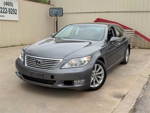 2012 Lexus LS 460 for sale at Auto Bankruptcy Loans in Chickasha OK