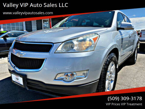 2009 Chevrolet Traverse for sale at Valley VIP Auto Sales LLC in Spokane Valley WA