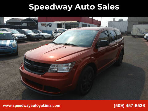 2014 Dodge Journey for sale at Speedway Auto Sales in Yakima WA