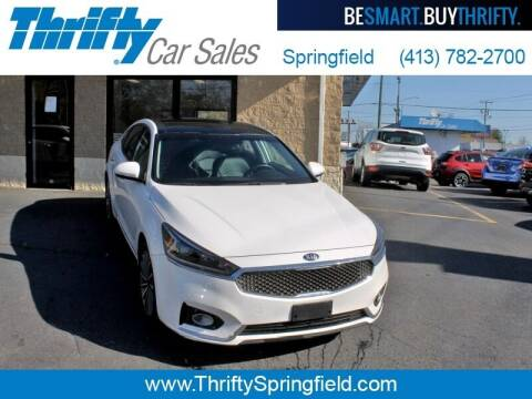 2017 Kia Cadenza for sale at Thrifty Car Sales Springfield in Springfield MA