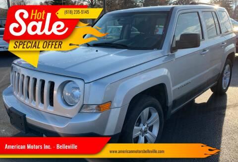 2011 Jeep Patriot for sale at American Motors Inc. - Belleville in Belleville IL