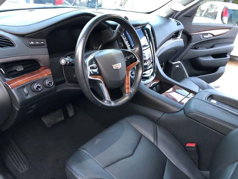 2015 Cadillac Escalade 4x4 Premium 4dr SUV - El Cerrito CA