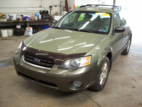 2005 Subaru Outback for sale at Summit Auto Inc in Waterford PA