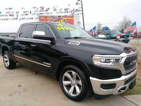 2019 RAM Ram Pickup 1500 for sale at AUTOPLEX 528 LLC in Huntsville AL