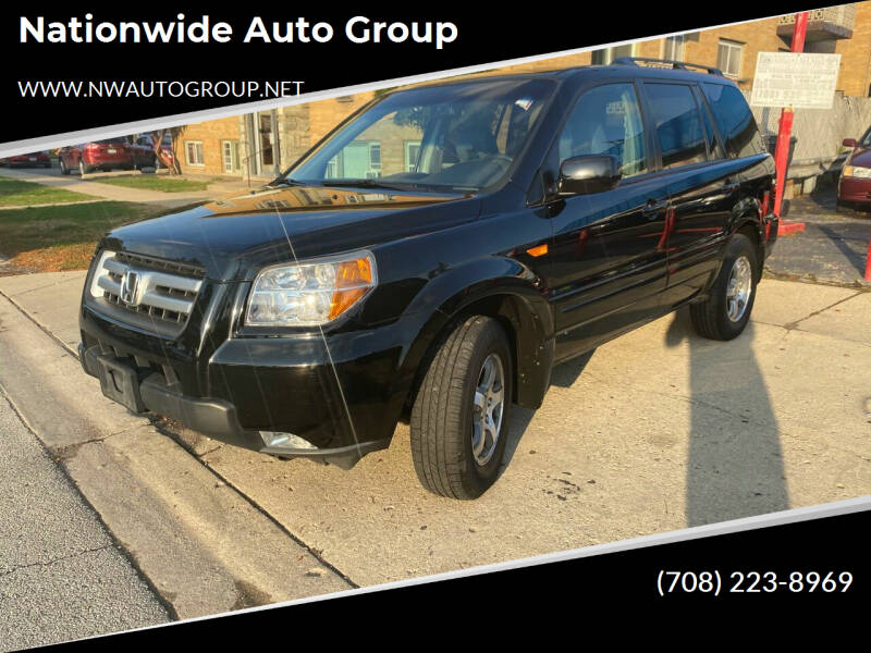2007 Honda Pilot for sale at Nationwide Auto Group in Melrose Park IL
