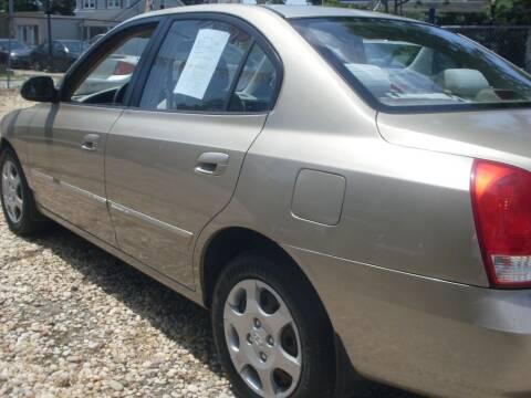 2002 Hyundai Elantra for sale at Flag Motors in Islip Terrace NY