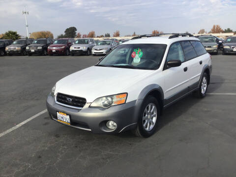 2005 Subaru Outback for sale at My Three Sons Auto Sales in Sacramento CA