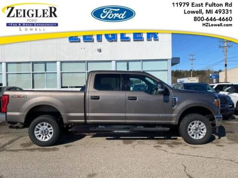 2019 Ford F-250 Super Duty for sale at Zeigler Ford of Plainwell- Jeff Bishop in Plainwell MI