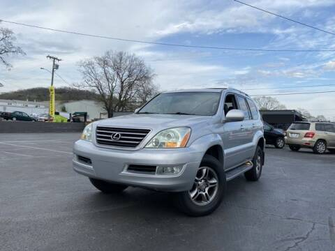 2009 Lexus GX 470 for sale at Auto Credit Group in Nashville TN